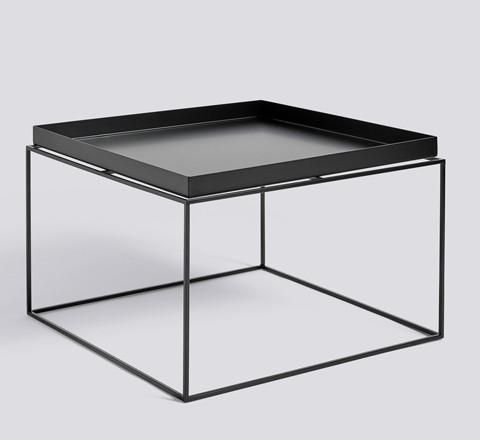 Hay Tray Coffee Table Black Or White The Minimalist Store