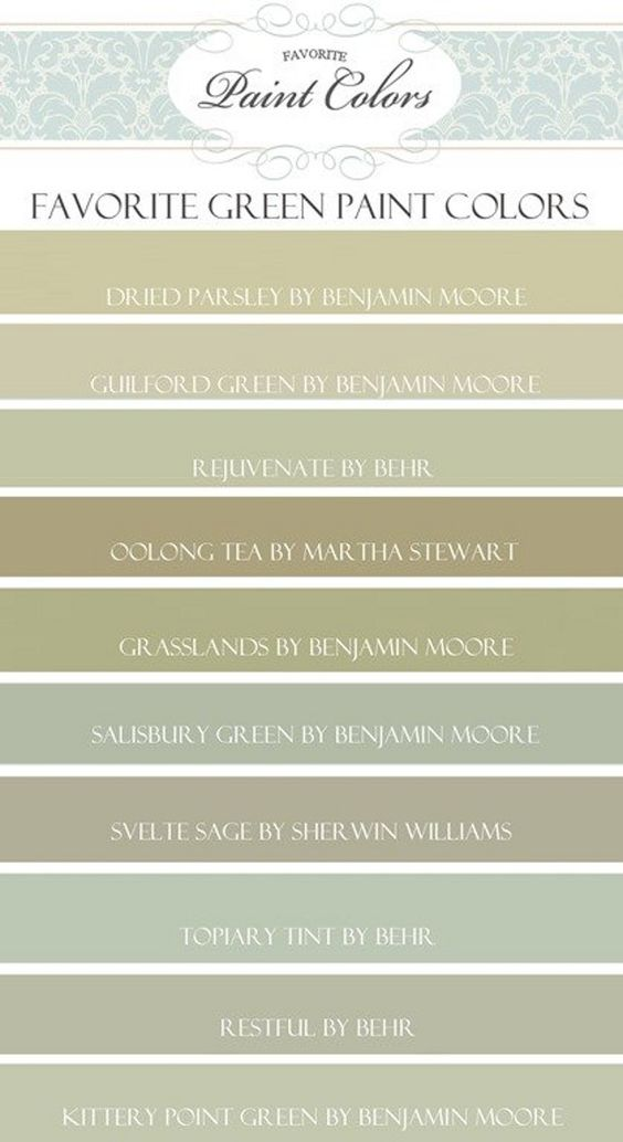 Green Paint Color Ideas Benjamin Moore Dried Parsley Benjamin Moore Guilford Green Behr