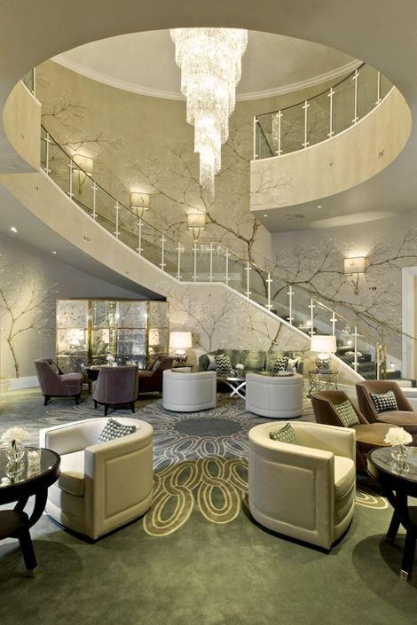 Park Tower Knightsbridge - ARID - KK - lobby lounge