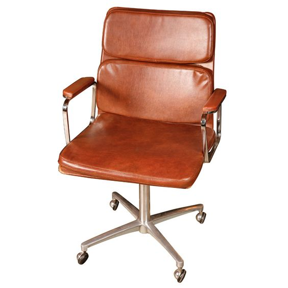 cognac leather deskchair from a unique collection of antique and modern office chairs and desk antique leather office chair
