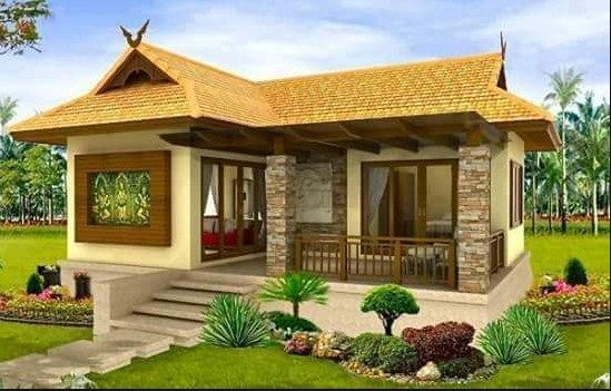 Simple Bungalow House Design Philippines Philippines House Design Bungalow House Design House Design Pictures
