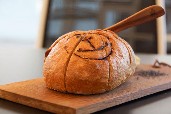 Restaurant freustil - Das Brot