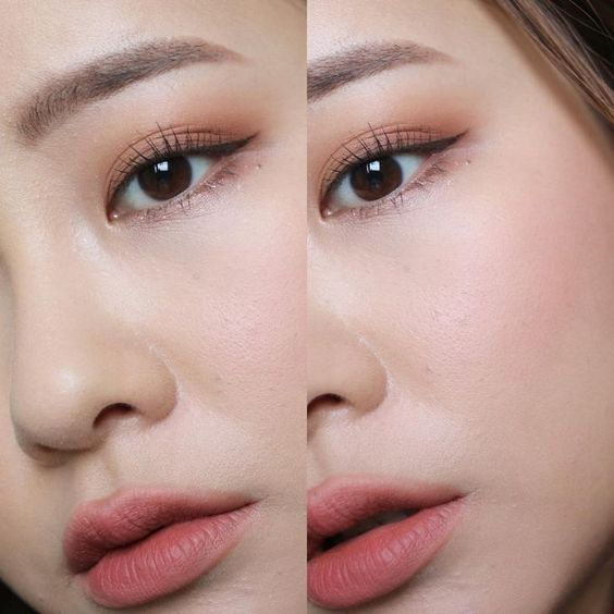 Korean Make Up Looks I Pin By Aki Warinda