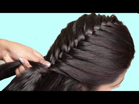 Latest Hairstyles For Parties Hair Style Girl Simple Hairstyles For Long Hair 2019 Hairstyles Youtube Long Hair Styles Hair Styles Braids For Long Hair