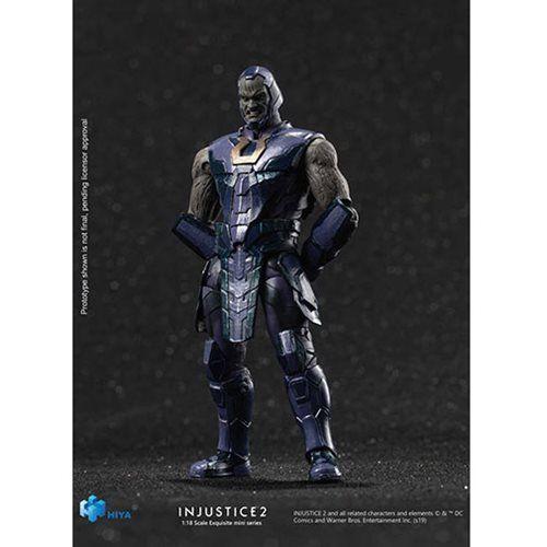 Injustice 2 Darkseid 1 18 Scale Action Figure Darkseid Action Figures Injustice 2