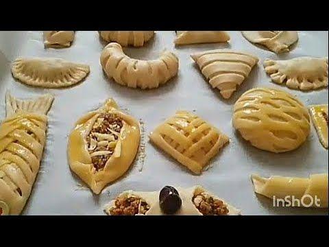 معجنات سلمى Pastries Youtube Food Breakfast Waffles