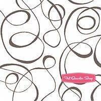 Sketchbook Sepia Delineament Yardage SKU# SBK-37205