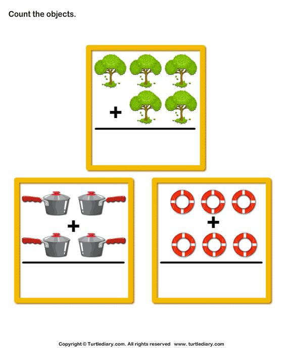 math worksheet : addition with objects  turtlediary mates  pinterest  : Pictorial Addition Worksheets