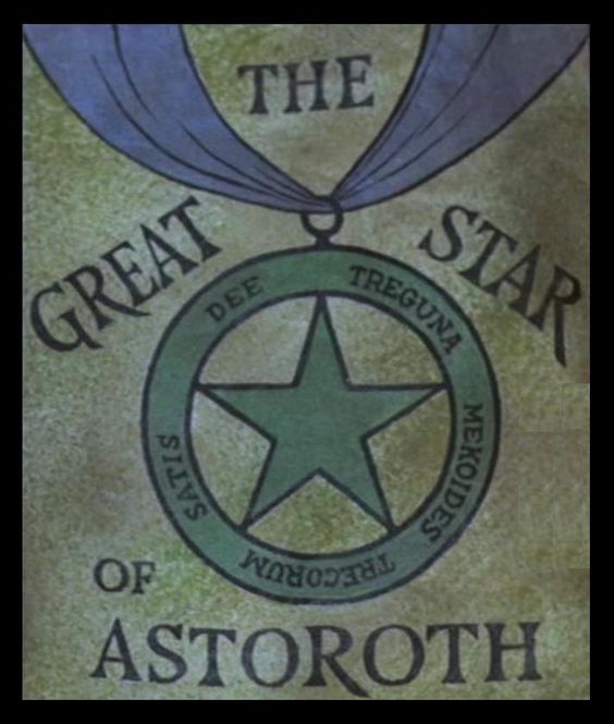 Star of Astoroth - bedknobs-and-broomsticks Photo