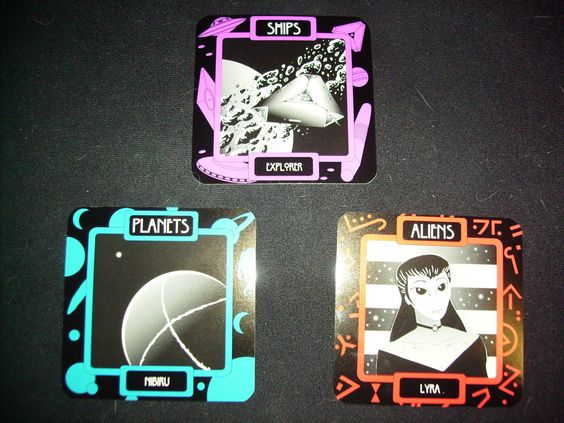 Contact Cards: An Extraterrestrial Divination System - Aeclectic Tarot Forum