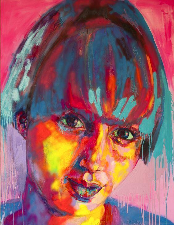 Untitled 7 t cnica mixta pintura acr lica pintura - Spray pintura acrilica ...