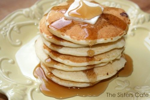 Classic Pancakes - The Sisters Cafe