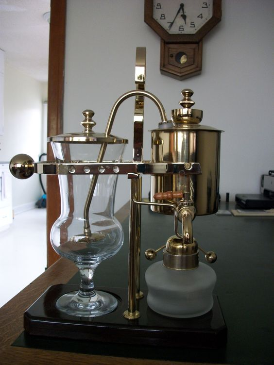 Coffee Maker Steampunk Coffee And Coffee On Pinterest