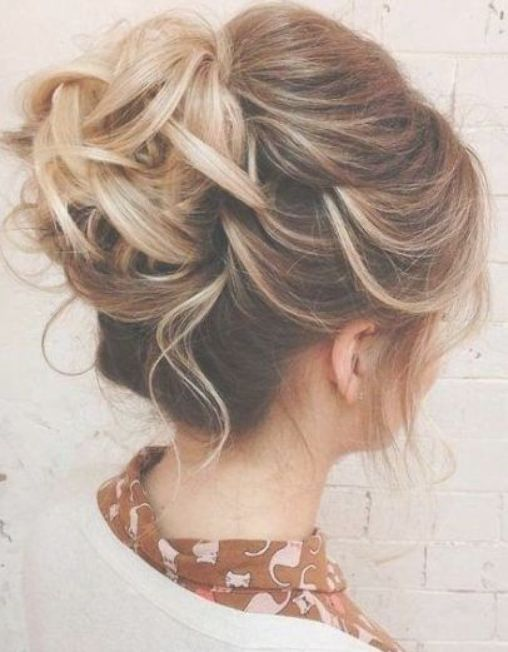 24 Ideas For Wedding Hairstyles Thin Up Dos Fine Hair Hair Wedding Hairstyles Thin Hair Updo Short Thin Hair Short Hair Styles Easy
