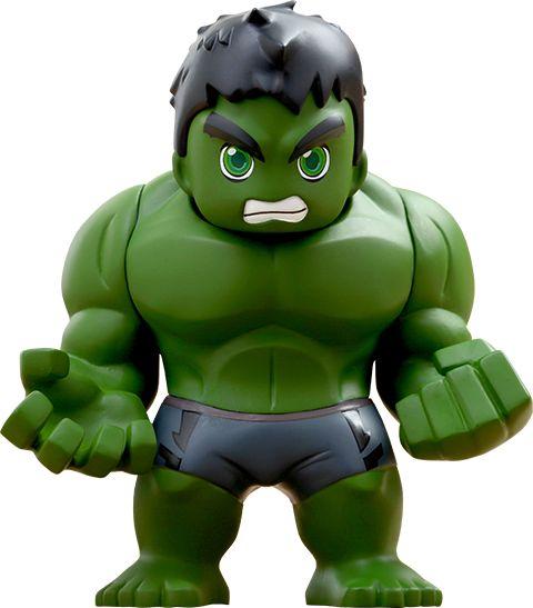 BLOG DOS BRINQUEDOS: Hulk Vinyl Collectible