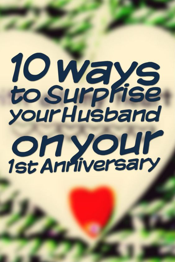 A10 ways to Surprise your #Husband on your 1st #Anniversary Is your first anniversary date with your husband is approaching? Are you running out of ideas for surprise? With the provided list, you won't have to worry no more! By this, depending on your husband's wants or hobbies, head on to the 1st anniversary ideas .https://www.littlemissscrabbled.co.uk/surprise-your-husband-1st-wedding-anniversary/