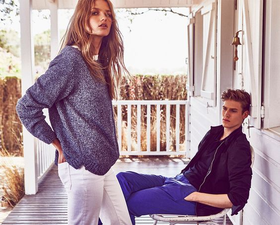 Look 3 - Women & Men Junio - LOOKBOOK - España (Excepto Canarias)/Spain (except the Canary Islands)