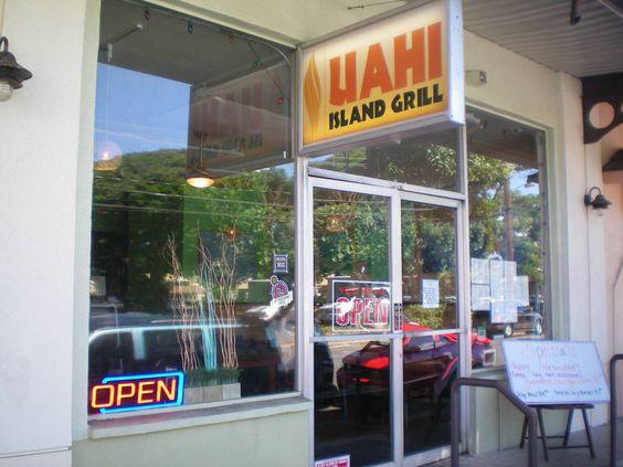 Uahi Island Grill, Kailua