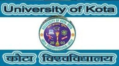Uok Exam Form 2019 Kota University Ba Bsc Bcom Exam Online Form