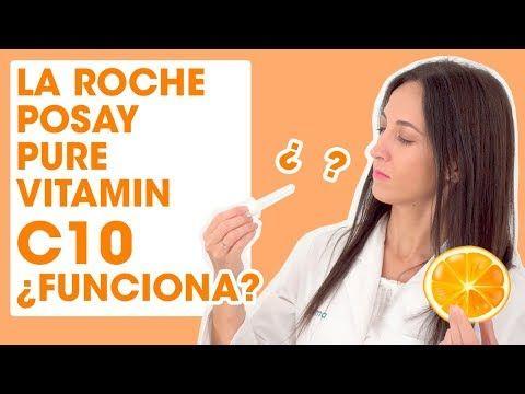 El Milagro De La Vitamina C La Roche Posay Pure Vitamin C10 I Mifarma Farmacia Youtube Vitamina C Farmacia Cutis