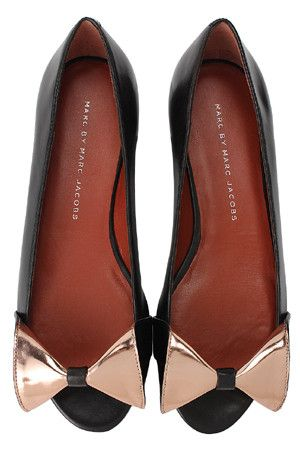 Marc by Marc Jacobs box flats