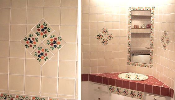 carrelage mexicain achat de carrelage fa ence terre cuite argile fabrication. Black Bedroom Furniture Sets. Home Design Ideas