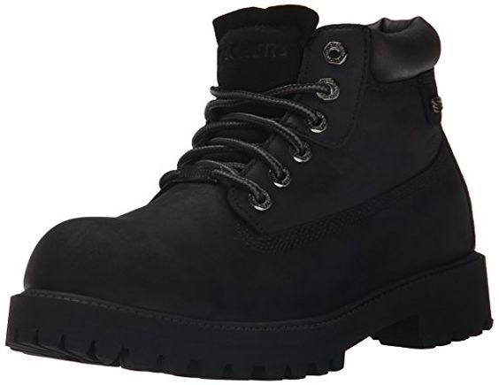 Skechers Mens Verdict Boot: Skechers: Amazon.ca: 9.5