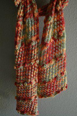 Free Baby Socks Knitting Pattern : knit scarf - free pattern Knitting Pinterest Beautiful, Wool and Knitting