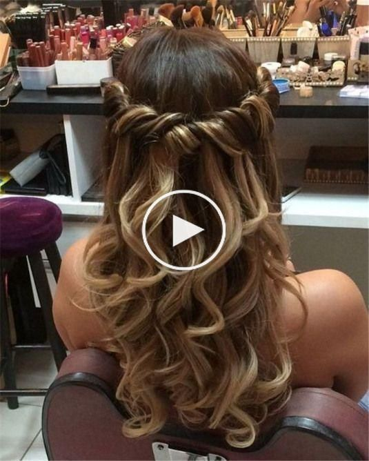 The Curl Hairstyles For Large Wedding Hairstyles Your New Site Long Curly Hair Curl In 2020 Prom Hairstyles For Long Hair Long Hair Styles Hair Styles