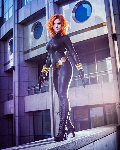 Winner   #costume #cosplay #cute #hot #gorgeous #sexy #adorable #photography #model #blackwidow #marvel