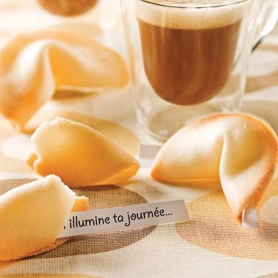 Biscuits chinois personnalisés - Mots surprises - Recettes - Cuisine et nutrition - Pratico Pratiques