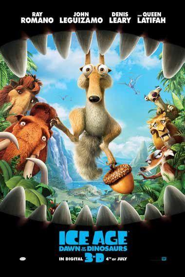 La Era De Hielo 3 Ice Age Movies Ice Age Dinosaur Movie