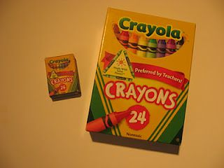 how to make your own crayons from scratch
