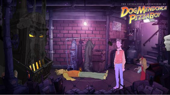 Horror Adventure Dog Mendonca & PizzaBoy Hits Androidwas32/