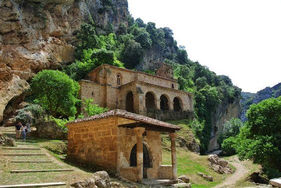 Unos amigos de Paradores: Cascadas de Tobera, Burgos