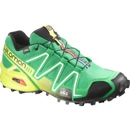 wiggle.com.au | Salomon Speedcross 3 GTX® Shoes (SS16) | Offroad Running Shoes