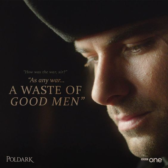 Cornwall, England. 1783. Ross Poldark is alive. But the scars are not just physical. #Poldark: