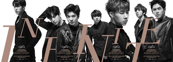 Photo: INFINITE's Facebook