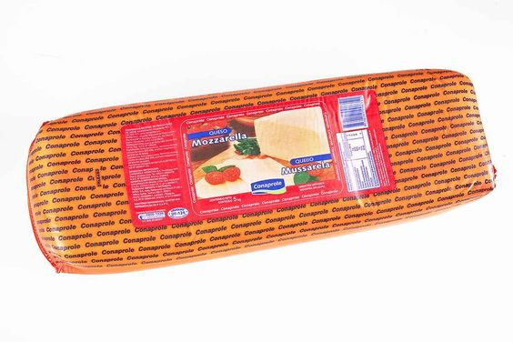Phô Mai Mozzarella Conaprole - 5Kg - Phô Mai Nhập Khẩu TPHCM
