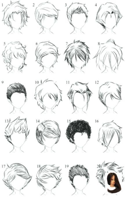 Anime Boy Drawing Drawingeasy Easy Hairstyles Drawing Hairstyles Trendy Tutorial 57 Trendy Drawing Tutorial Boy Hair Drawing Anime Boy Hair Manga Hair