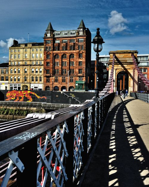 Glasgow, Scotland - beautiful architecture and beautiful buildings ;-) #ilovescotland