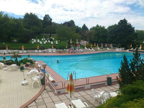 Parco Piscina di Montombraro Cuenca Club - Modena, Italy