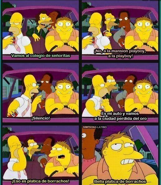 Homero Sabe Frases Divertidas Imagenes De Borrachos Frases Hilarantes