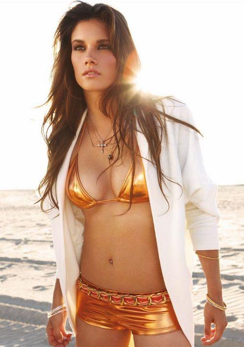 Bikini missy peregrym Missy Peregrym