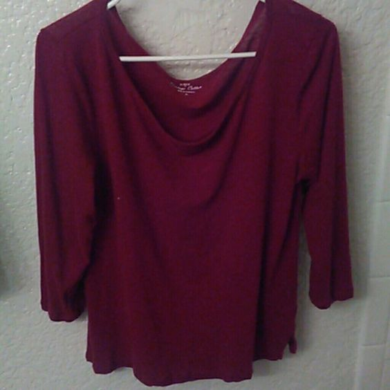 J. Crew Top Good condition. Very soft and comfortable. Size XL. J. Crew Tops Tees - Long Sleeve