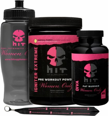 HIT Supplements Women Only Stack