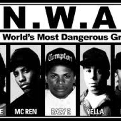 N.W.A - FUCK DA POLICE