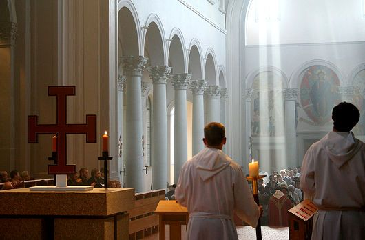 Who are Today's Secular Priests?