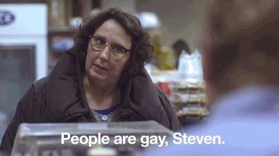 people are gay steven meme