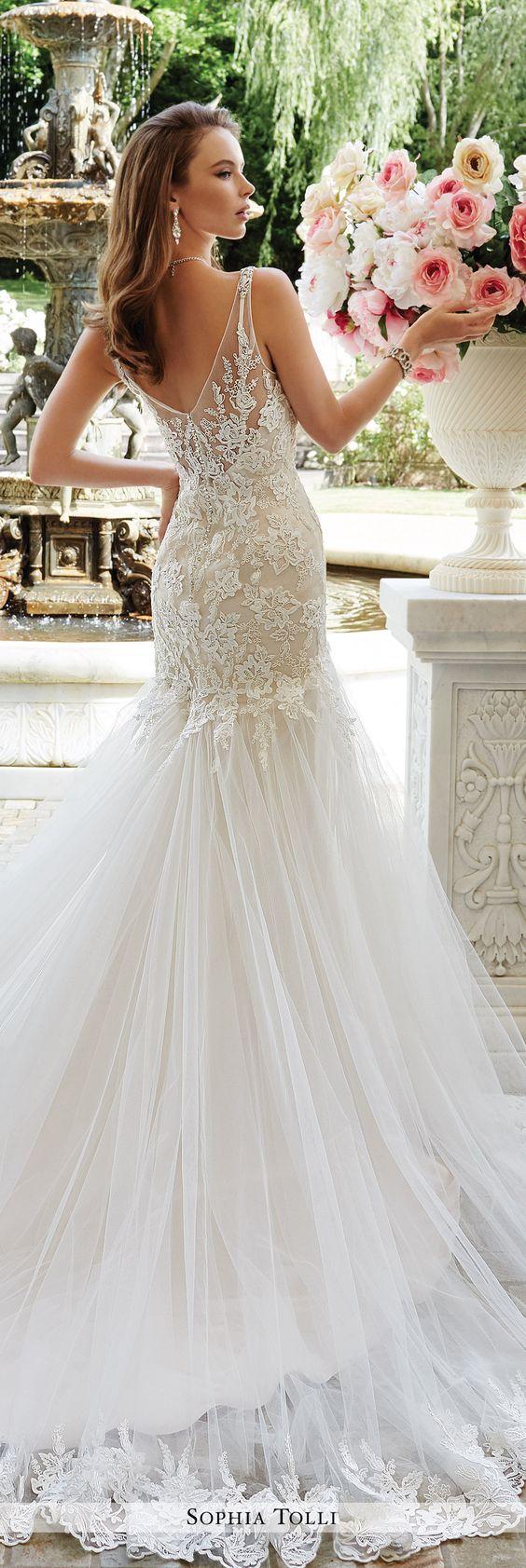 Y21665 rome sophia tolli wedding dress wedding tulle for Sophia tulle wedding dress